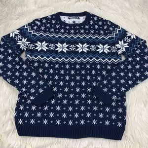 ASOS Fair Isle Crew Neck Christmas Sweater